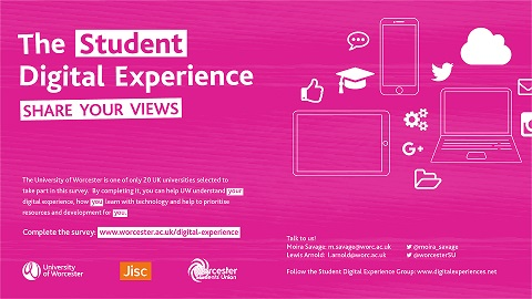 student digital experience